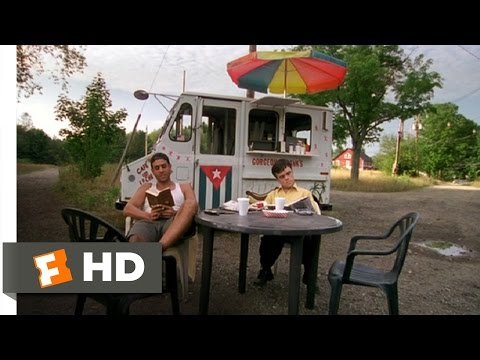 The Station Agent (8/12) Movie CLIP - You Timed Me? (2003) HD