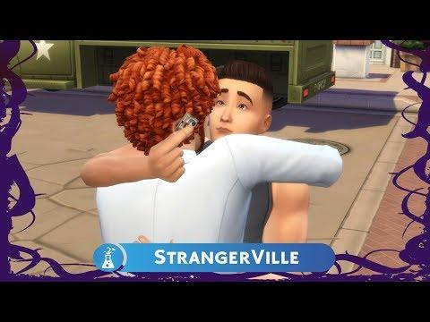 Investigating Begins | The Sims 4: Strangerville - 4 |