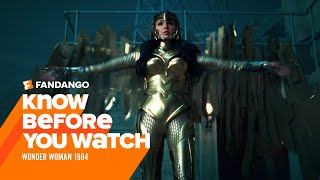 Know Before You Watch: Wonder Woman 1984 | Movieclips Trailers