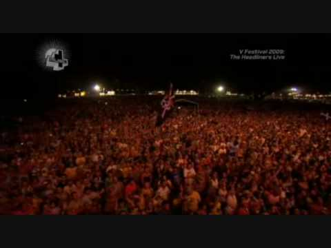 Keane - Cast No Shadow (Oasis cover) Live at  V Festival