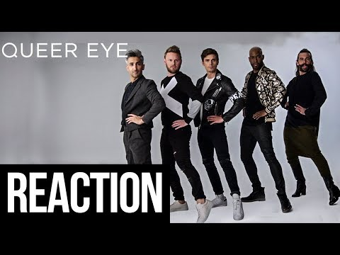 Queer Eye Season 3 Trailer Reaction