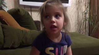 Научил дочку говорить по английски за 1 день. Домашнее обучение.