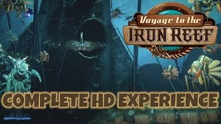 Voyage To The Iron Reef On-ride (Complete HD Experience) Knotts Berry Farm