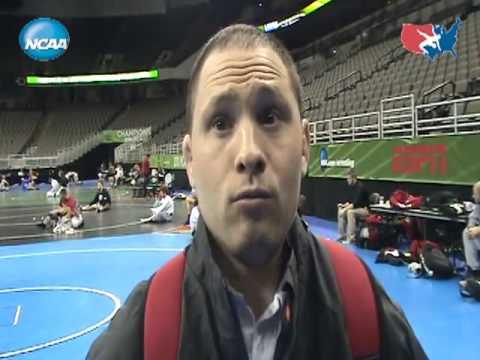 Interview: Virginia head coach Steve Garland