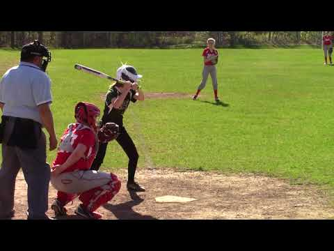 Chazy - Wells Softball  5-8-18