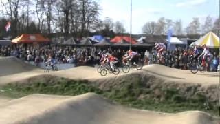 Mitchell Lemmens en Michael van Dam Finale TC 1 Valkenswaard 2012.flv