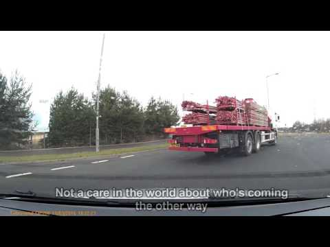 Bad Drivers Central Scotland #1