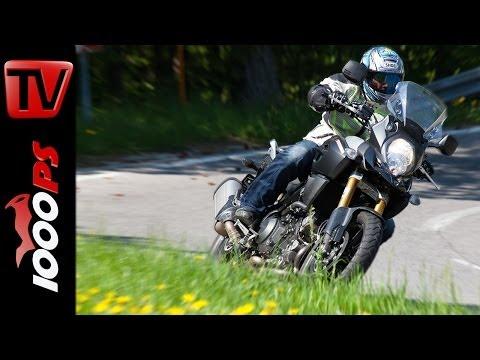 Dauertest | Suzuki V-Strom 1000 2014 | Details, Action, Onboard