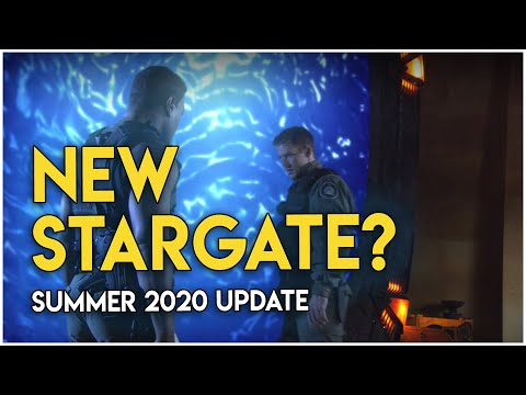 Is New STARGATE Coming? Here's A Little Hope