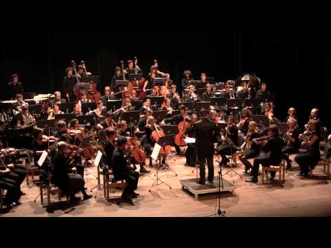 Edvard Grieg - Peer Gynt Suite no. 1 - 1 Morning Mood - 't Muziek Frascati