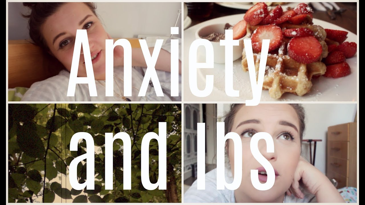 ANXIETY AND IBS IN PUBLIC