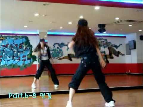 Beast-Shock(dance Tutorial Part2)