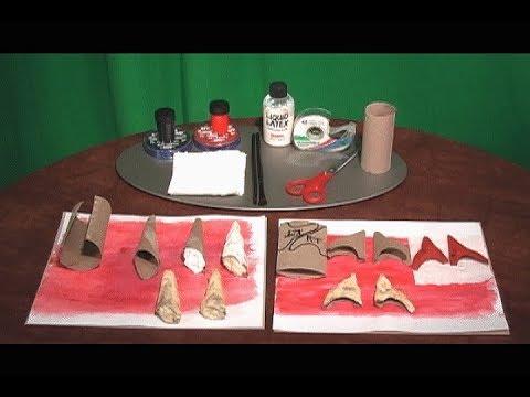 How to make devil horns and devil ears tutorial