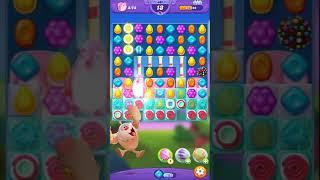 Candy Crush Friends Saga Level 401 Yeti