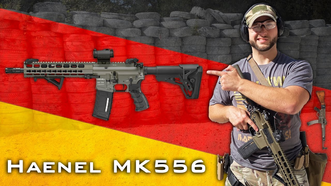 Download NEW Assault Rifle for the German Military