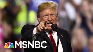 Lawrence: Trump's 'Dog' Tweet Shows 'Something Seriously Wrong' With Him | The Last Word | MSNBC