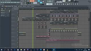 NEFFEX - Cold (Remake Preview) FL Studio
