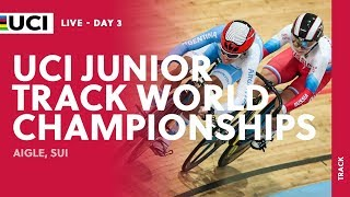 Day3: 2018 UCI Junior Track Cycling World Championships - Aigle (SUI)