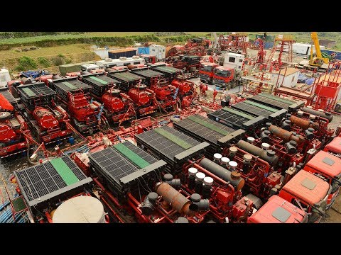 China's largest shale gas field reaches new capacity high