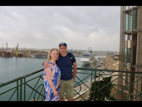 Malta Day 13: East Med & Israel Cruise Oct 2015 Celebrity Silhouette