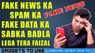 Fake News, Fake Cash Back, Free Data Ka Jhol, Report Fake News #GTUKhulasa #3