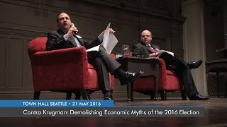 Contra Krugman LIVE! | Bob Murphy and Tom Woods