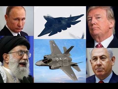 Russia Blames ISRAEL: for Missle Attack in Syria