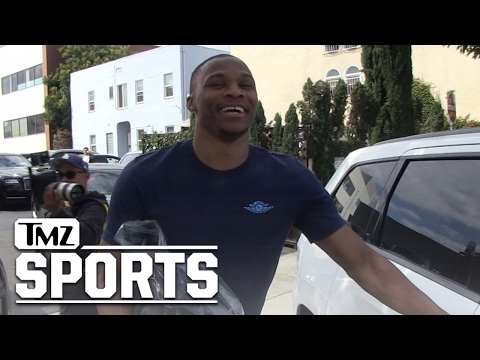 Thumbnail: RUSSELL WESTBROOK Reaches Fashion Limit NO ON MALE ROMPERS! | TMZ Sports
