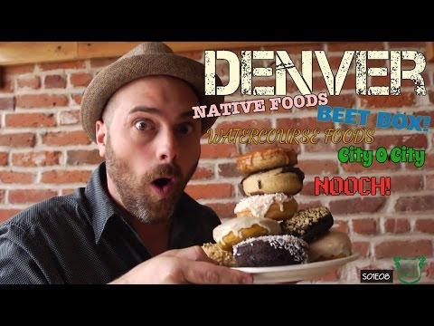 The Vegan Roadie - S01E08 (Denver, CO)