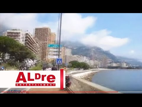 Spain, Barcelona - Cannes, France - Monaco TOUR [HD]