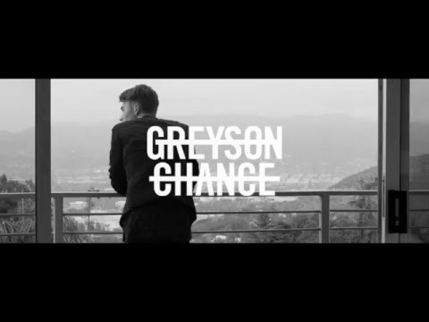 Greyson Chance  Back on the Wall  Music Video