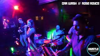 The Hustle Live - Car Wash // Rose Royce Cover youtube