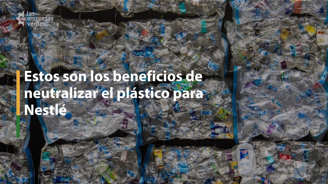 Empaques reciclabes y neutralidad del plástico, son dos de los principales  compromisos de Nestlé en México para el 2025. La estrategia se basa en la circularidad y la innovación de los procesos de la empresa de origen suizo.