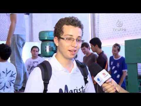 Espaço Experimental: Estudantes do Ensino Médio Visitam Centro de Tecnologia da UFPB
