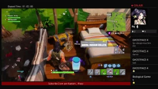 Fortnite live ps4 join collaboration giveaway