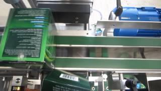 COMPACT 600 : TE,Tamper Evident Labeller (Pharmapak Australia) Thumbnail