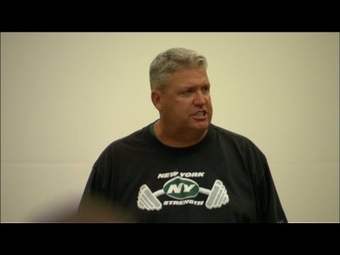 Rex Ryan's Hard Knocks 'Let's go get a snack' speech (2010 season)