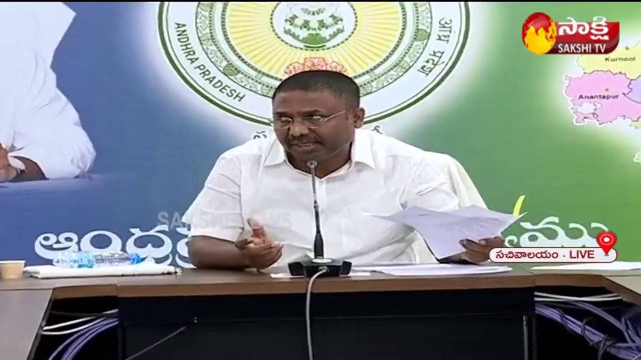 AP Education Minister Adimulapu Suresh Press Meet | All Schools, Colleges Shut Down Till March 31 |