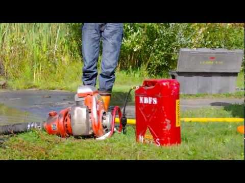 Maritime College Of Forest Technology - Pump Lab 04