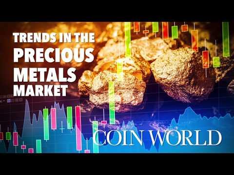 Trends in the Precious Metals market