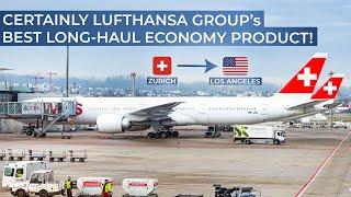 TRIPREPORT | Swiss (ECONOMY) | Zurich - Los Angeles | Boeing 777-300ER