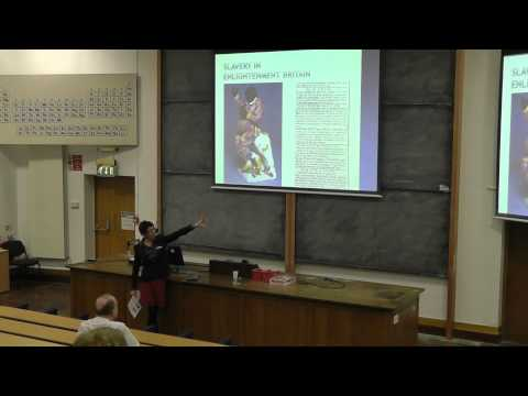 Erasmus Darwin, Evolution & Slavery - Dr Patricia Fara, Clare College, Cambridge