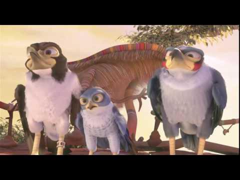 Trailer Aventuri în Zambezia (Zambezia / Adventures In Zambezia) (2012) Dublat în Română