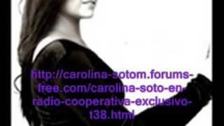 Carolina Soto - Radio en Radio Cooperativa