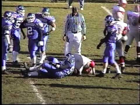 2002 Muskegon Oakridge vs Constantine (Regionals) Game 12