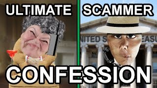 Ultimate Scammer Confession - The Hoax Hotel