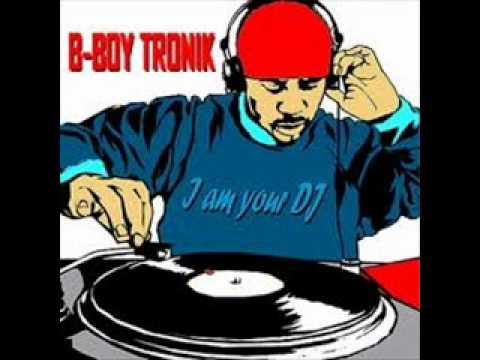 B-boy tronik - Melody and the Beat