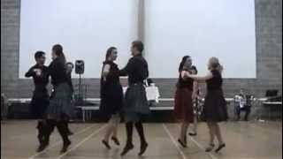 Newcastle Festival 2013 New Scotland dance The Braes of Busby