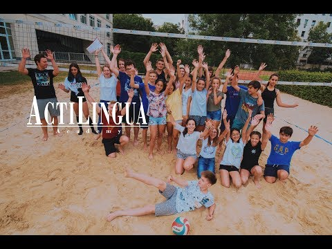 Summer School 12-17 years - ActiLingua