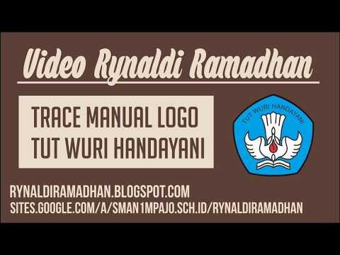 Logo Tut Wuri Handayani dengan M word.